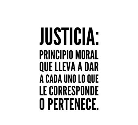 viaje hacia la justicia