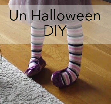 disfraces de Halloween DIY
