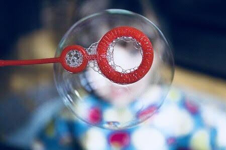 niños burbuja