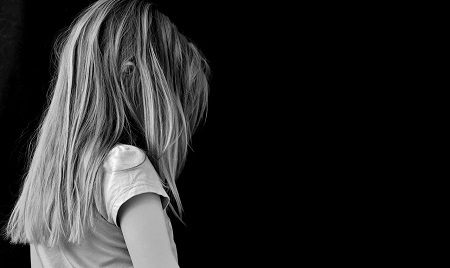 maltrato infantil divorcio